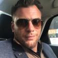 Norbert Tarayre fait un selfie sur Instagram, le 9 avril 2019
