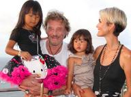Laeticia Hallyday : Pour les 11 ans de Joy, elle dévoile des photos avec Johnny
