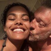 Tina Kunakey : Jeune maman folle amoureuse de Vincent Cassel, son mari