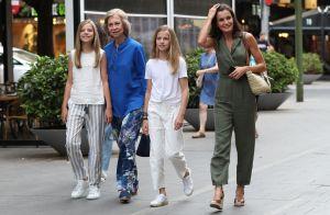 Letizia d'Espagne, ses filles et Sofia: sortie ciné à Majorque, sans se cacher !