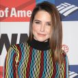 Sophia Bush à la soirée caritative The International Women's Media au NeueHouse à Hollywood, le 25 octobre 2017