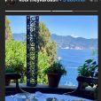 Kourtney Kardashian partage des photos de son séjour à Portofino (août 2019).
