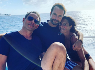 Marc-Olivier Fogiel : Rare photo avec son mari, le couple en bonne compagnie !
