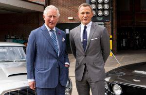 Le prince Charles dans le prochain James Bond ?