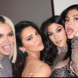 Les soeurs de Kylie Jenner lui souhaitent un joyeux anniversaire, le 10 août 2019.