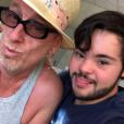 """Samuel Allain Abitbol, l'acteur atteint de trisomie rejoint le casting de """"Plus belle la vie""""."""