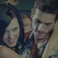 "Katy Perry et Josh Kloss dans le clip de ""Teenage Dreams"", 2010"