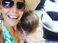 Laura Tenoudji : Ses enfants Bianca et Milan, adorables artistes en herbe