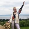 Jazmin Grimaldi en Irlande : la fille d'Albert sur les traces de Grace Kelly