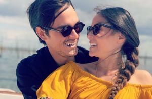 Alain-Fabien Delon : Le sourire retrouvé avec Capucine Anav après la frayeur