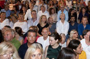 Gérard Depardieu, Nagui et sa femme en délire dans les coulisses de Ramatuelle