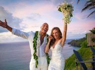 """Dwayne """"The Rock"""" Johnson : Mariage surprise avec Lauren Hashian !"""