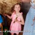 """Julien, ex-agriculteur de """"L'amour est dans le pré"""" saison 3 en 2008, présente sa femme Floriane et leurs enfants Axel (7 ans et demi) et Lina (5 ans et demi) le 19 août sur M6."""