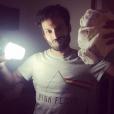 """Benoit Michel, acteur de la série """"Clem"""" (TF1), annonce sur Instagram être devenu papa d'une petite fille, le 22 août 2019."""
