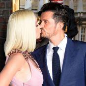 Katy Perry et Orlando Bloom : Tendres baisers à l'avant-première de Carnival Row