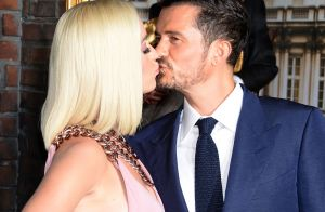 Katy Perry et Orlando Bloom : Tendres baisers à l'avant-première de Carnival Row