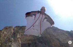 Wingsuit : Angelo Grubisic, ingénieur passionné, meurt lors d'un saut
