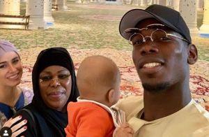 Paul Pogba : Son fils dans ses bras pour répondre aux terribles insultes