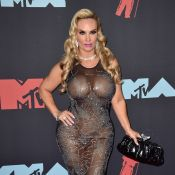 MTV Video Music Awards : Coco, sexy en transparence avec son mari Ice-T