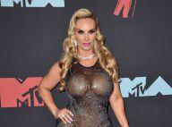 MTV Video Music Awards : Coco, sexy en transparence avec son mari Ice-T