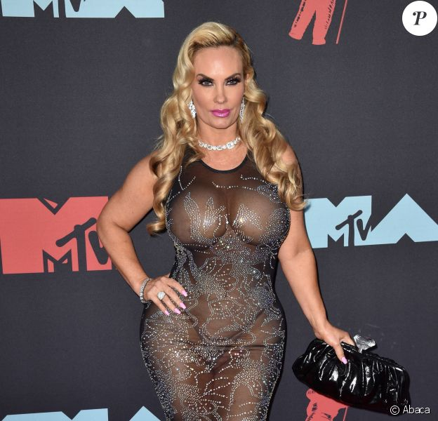 Coco Austin assiste aux MTV Video Music Awards 2019 au Prudential Center à Newark dans le New Jersey, le 26 août 2019.