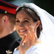 Meghan Markle : Pour son maquillage de mariage, sa surprenante inspiration