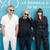 Monica Bellucci et Vincent Cassel : Les ex, réunis, posent ensemble à la Mostra