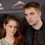 Kristen Stewart : Rares confidences sur son couple avec Robert Pattinson