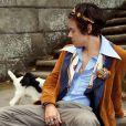 Harry Styles pose pour la nouvelle collection de Gucci à Rome