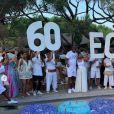 Magic Johnson a fêté durant trois jours ses 60 ans à Saint-Tropez. Septembre 2019.