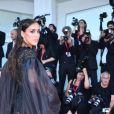 """Teresanna Pugliese à la première du film """"Saturday Fiction (Lan xin da ju yuan)"""" lors de la cérémonie d'ouverture du 76e festival du film de Venise, la Mostra, sur le Lido de Venise, Italie, le 4 septembre 2019."""
