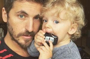 Mickael Miro, papa gaga : Son fils River a bien grandi !