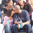 Eva Longoria et Tony Parker : dès les premiers instants passés ensemble, ils n'ont pu se décoller l'un de l'autre...