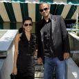 Eva Longoria et Tony Parker sont toujours chics, même à la ville