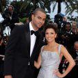 Eva Longoria et Tony Parker à Cannes en mai 2009. Un couple tellement classe !