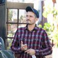 Orlando Bloom est allé déjeuner à Santa Monica, le 2 novembre 2018.