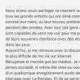 Éléonore Sarrazin, la fille d'Ariane Carletti, le 8 septembre 2019 sur Instagram.