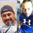 """Moundir dévoile sa perte de poids avant """"Danse avec les stars 2019"""", sur Instagram, le 21 août 2019"""