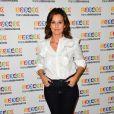 Faustine Bollaert lors du photocall de la présentation de la nouvelle dynamique 2017-2018 de France Télévisions. Paris, le 5 juillet 2017. © Guirec Coadic/Bestimage