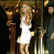 La sexy Hayden Panettiere... exhibe ses jolies gambettes jour et nuit !