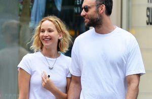 Jennifer Lawrence mariée ? L'actrice et son fiancé aperçus à la mairie