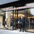 Ouverture de la nouvelle boutique Comptoir des Cotonniers Rive Gauche rue de Sèvres à Paris, le 17 septembre 2019. © Marc Ausset-Lacroix / Bestimage