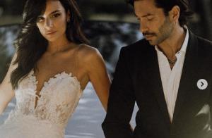 Jade Leboeuf et Stéphane Rodrigues : Nouvelles photos de leur mariage