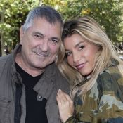 Jean-Marie Bigard très câlin avec Lola Marois, Dounia Coesens bouliste divine