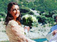 Eve Angeli s'est mariée : photos de ce mariage gardé bien secret...