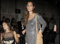 La jolie compagne d'Andrea Casiraghi fait sa première sortie officielle depuis le décès de son papa...
