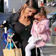 Julia Paredes avec sa fille Luna sur Instagram, le 19 septembre 2019