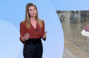Chloé Nabédian : Sa météo sur France 2 victime d'un bug amuse la Toile