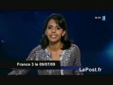 Audrey Pulvar fait des adieux émouvants  au JT de France 3 ! Regardez !