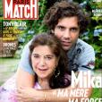Paris Match dans les kiosques le 26 septembe 2019.